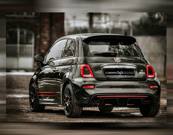 ABARTH M.O.D EDITION