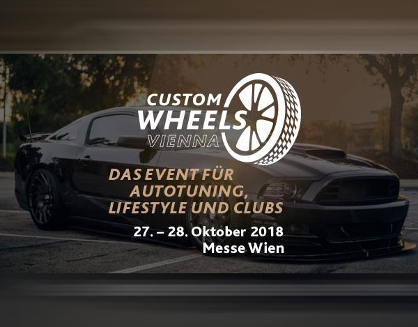 CUSTOM WHEELS VIENNA