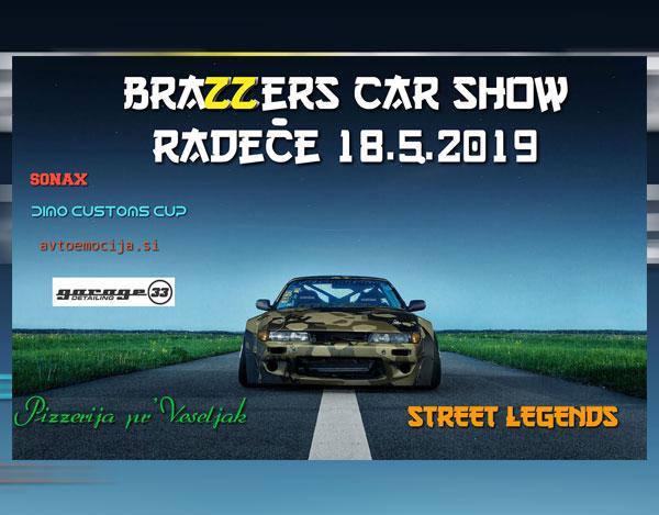 BRAZZERS CAR SHOW (CZ)